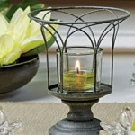 Gagrden Sanctuary Wire Votive Holder