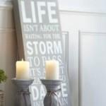 Perfect Home Skylt med budskap (2)