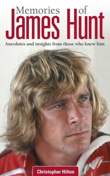 In memory of James Hunt