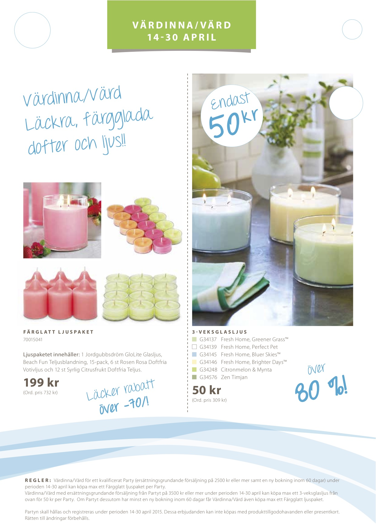 PartyLite 2015 2 April