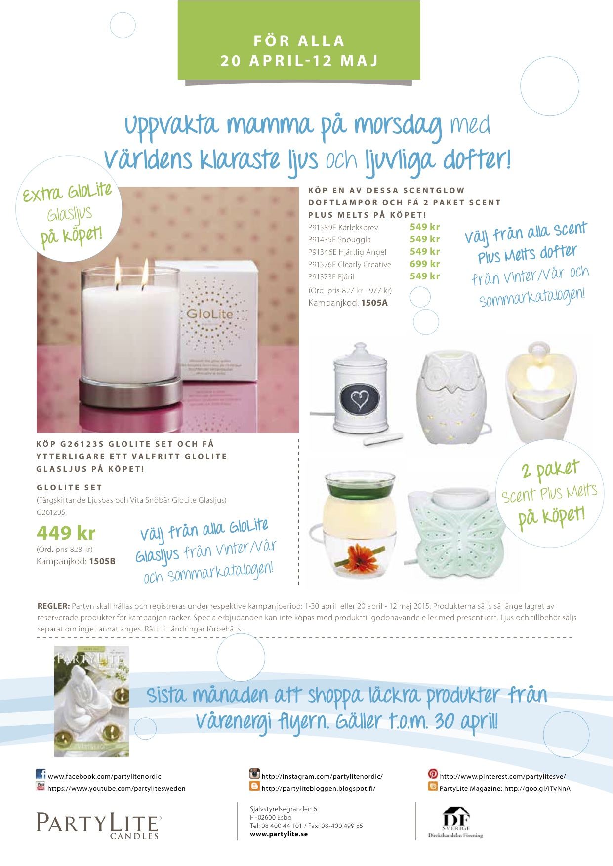 PartyLite 2015 April4