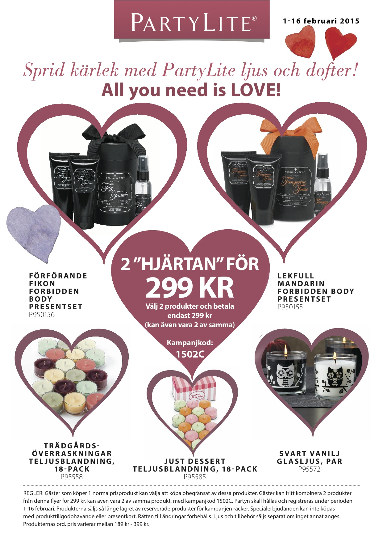 PartyLite 2015 FEBRUARY 1-162