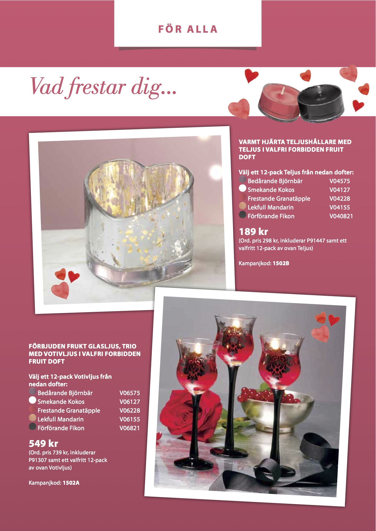 PartyLite 2015 FEBRUARY2