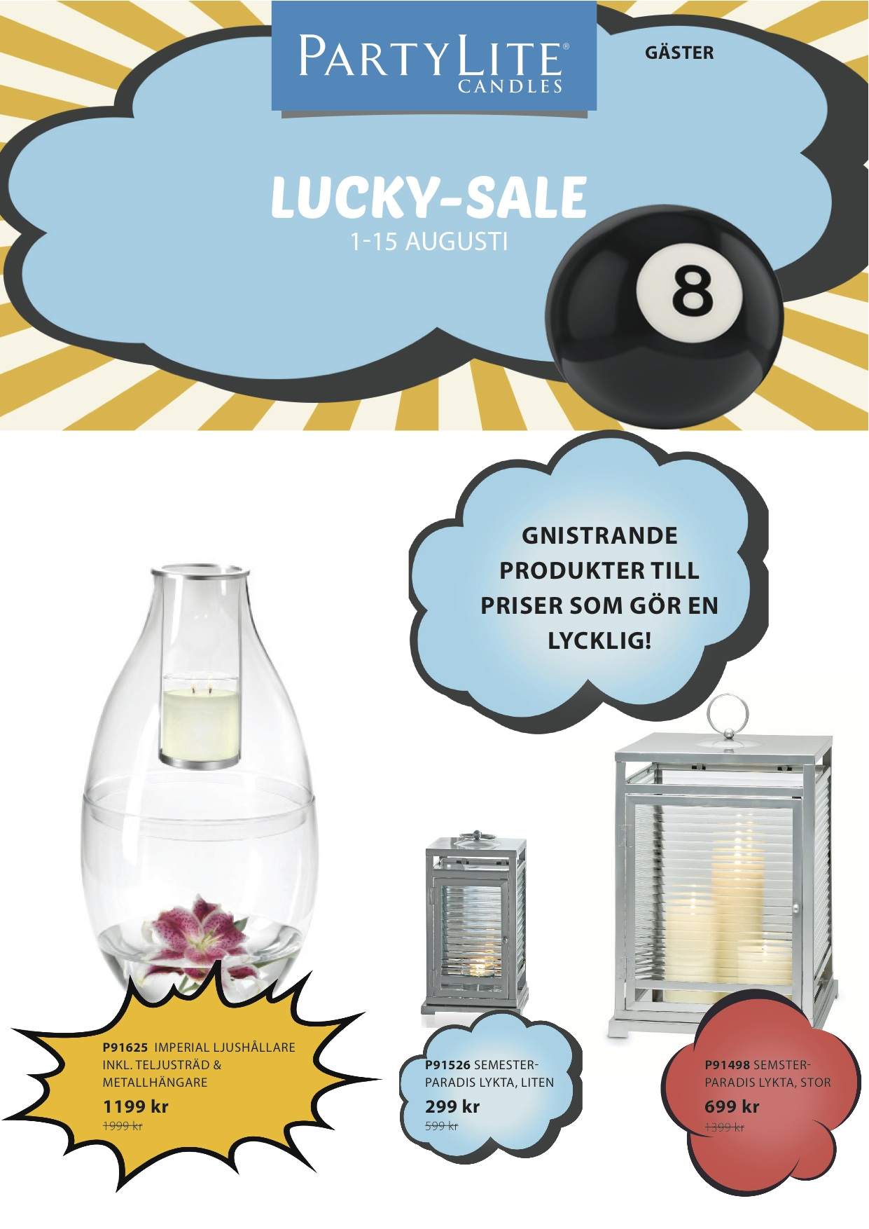 PartyLite August_lucky_sale_1-15_SE