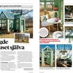 Bygg ditt eget växthus - Sett hos vi i villa 4.2013