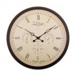 vaggklocka-nextime-wellington-weather-station-barometer-termometer